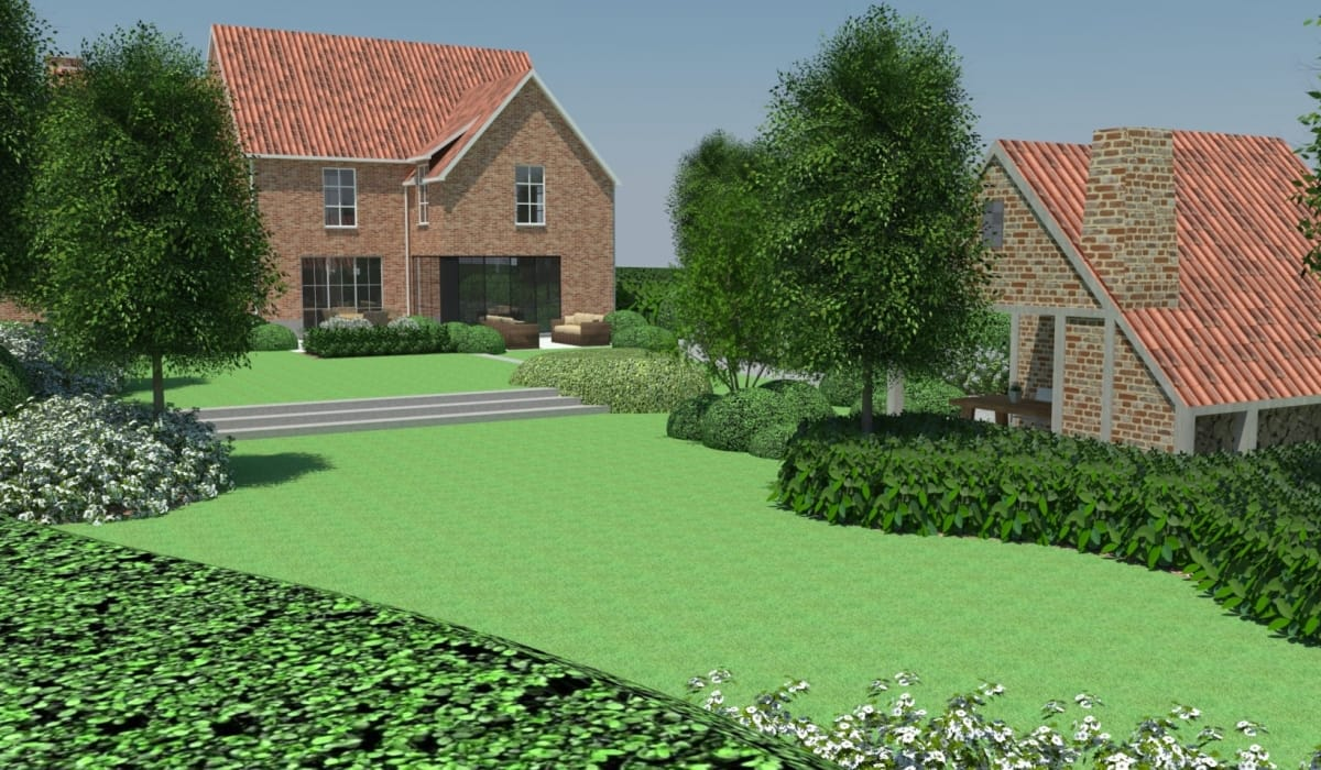 Verde Tuinarchitectuur Tuinarchitect Moderne En Landelijke Tuinen
